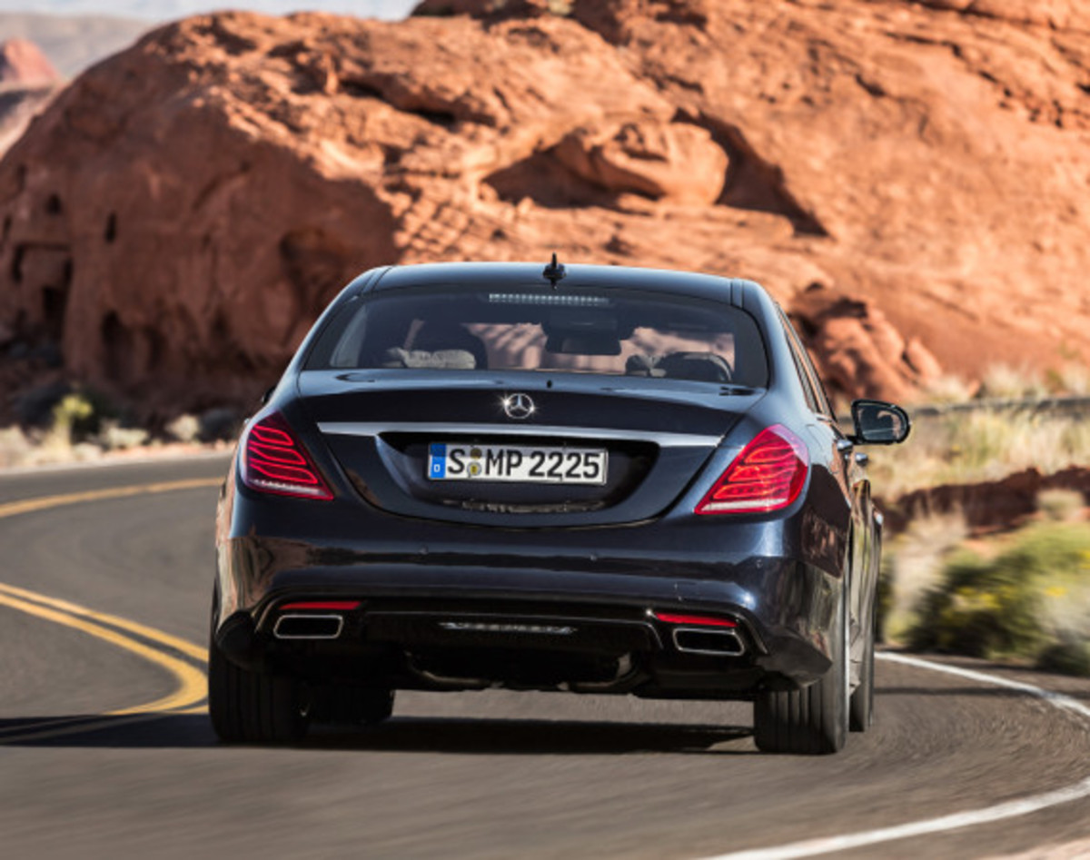 2014 Mercedes-Benz S-Class - New Flagship Model To Redefine Luxury - 27