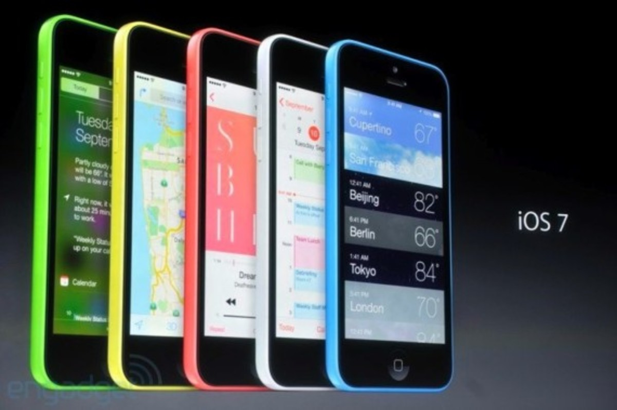 Apple iPhone 5C - Officially Unveiled - 25