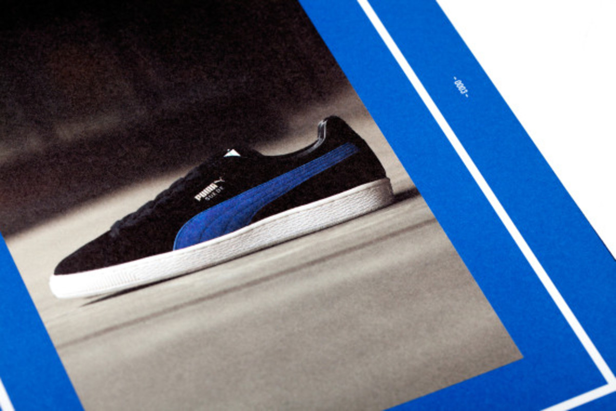 """XLV Stories of The Puma Suede"" Book - 3"