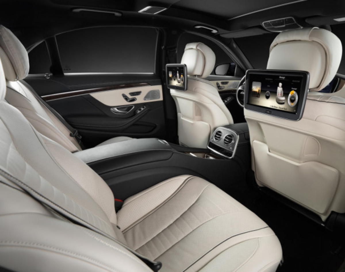 2014 Mercedes-Benz S-Class - New Flagship Model To Redefine Luxury - 19