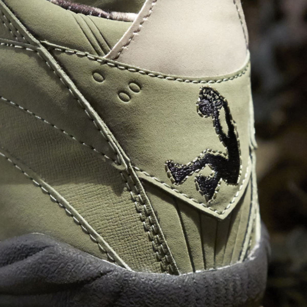 "Reebok Shaqnosis - ""Barracks"" 