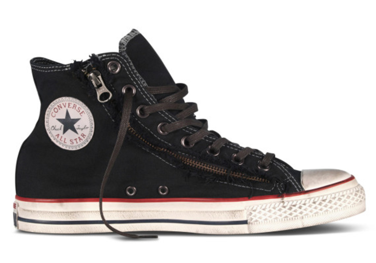 CONVERSE Chuck Taylor All Star Double Zip - Fall 2013 Collection - 9