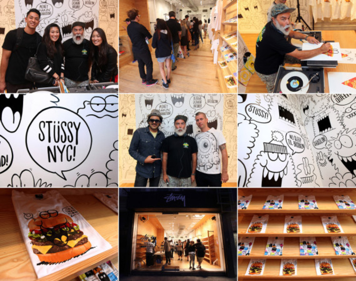 Stussy NYC x Kevin Lyons - Product Launch Party | Event Recap - 0