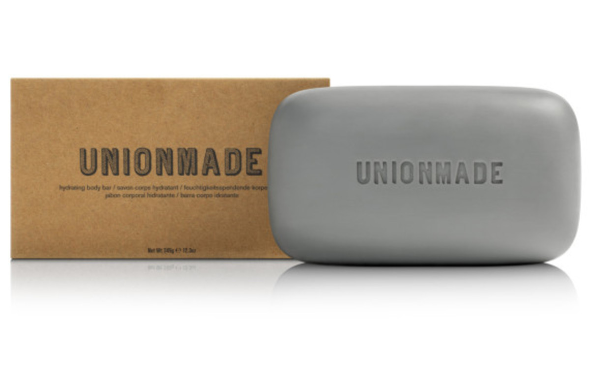 "Baxter of California x UNIONMADE - ""CNG"" Scented Soap - 4"