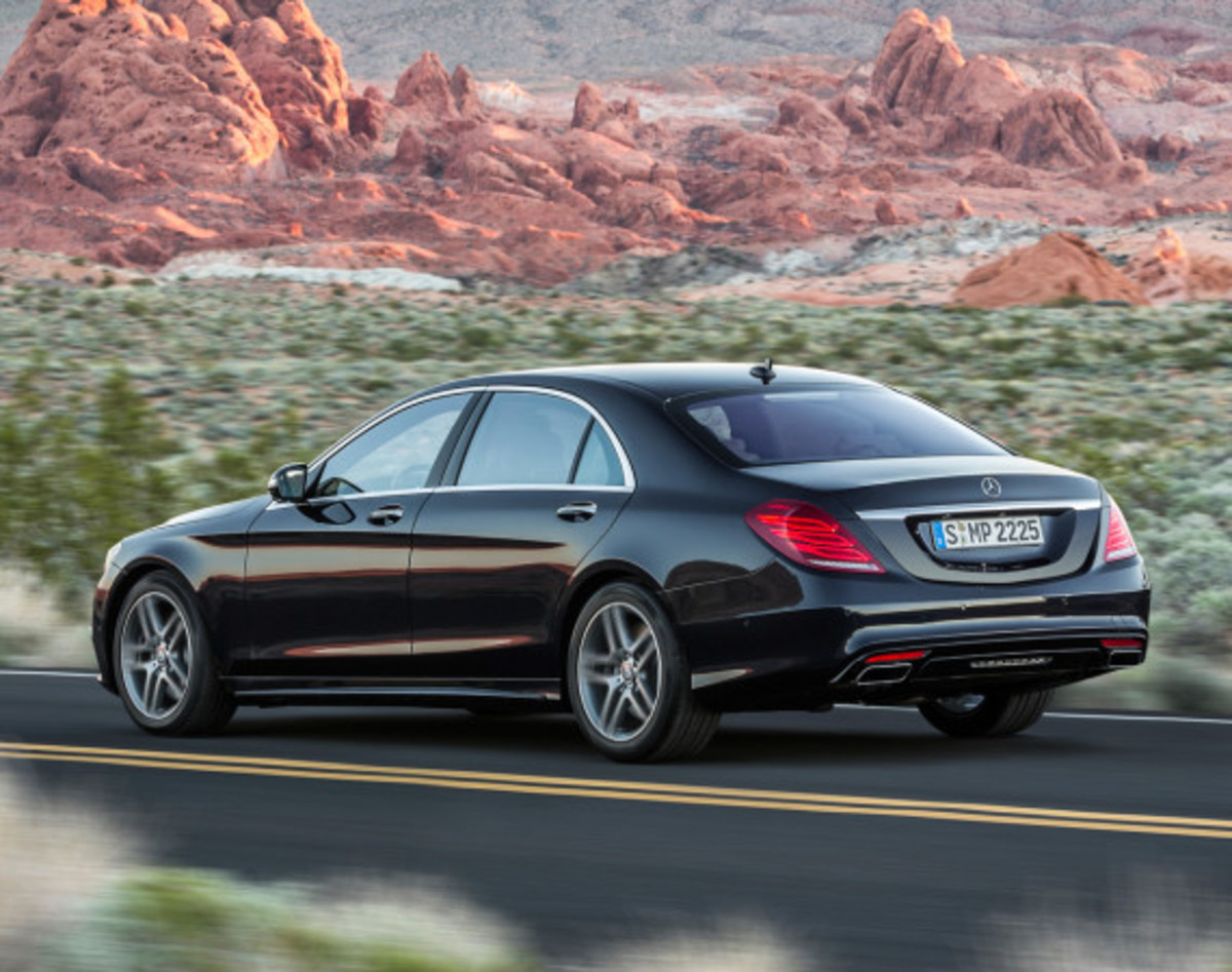 2014 Mercedes-Benz S-Class - New Flagship Model To Redefine Luxury - 28