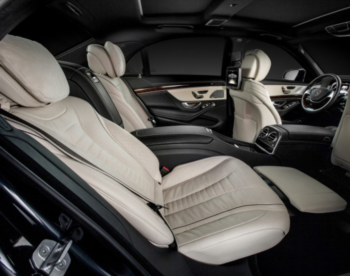 2014 Mercedes-Benz S-Class - New Flagship Model To Redefine Luxury - 20