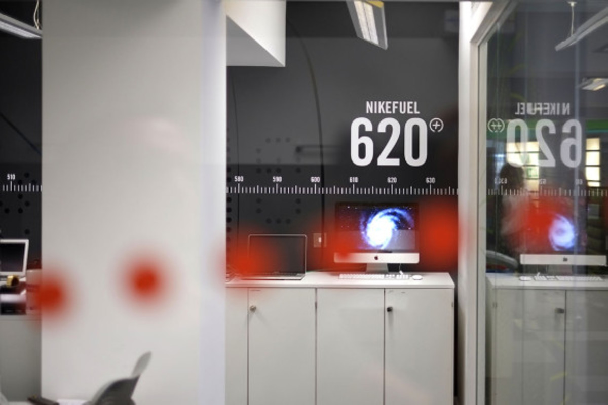Nike UK Headquarters - Newly Redesigned By Rosie Lee - 28