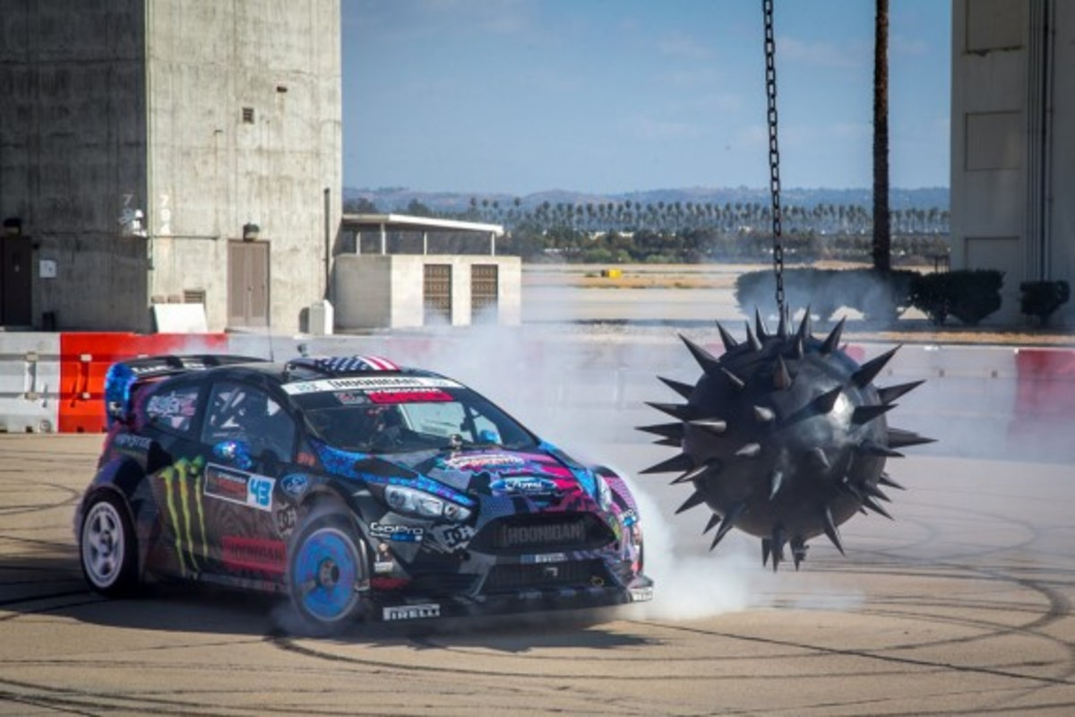 Need For Speed x Ken Block - Gymkhana SIX: Ultimate Grid Course | Video - 1
