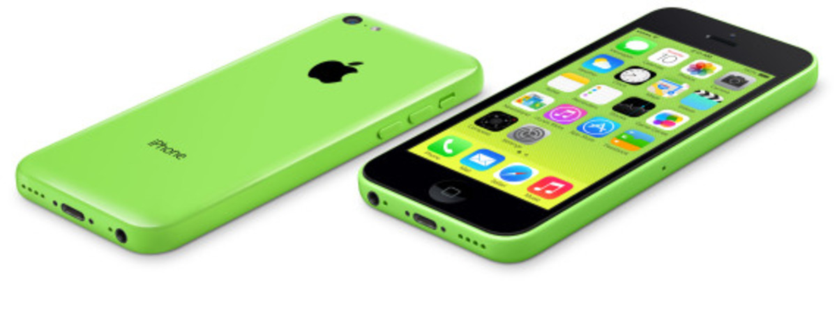 Apple iPhone 5C - Officially Unveiled - 4