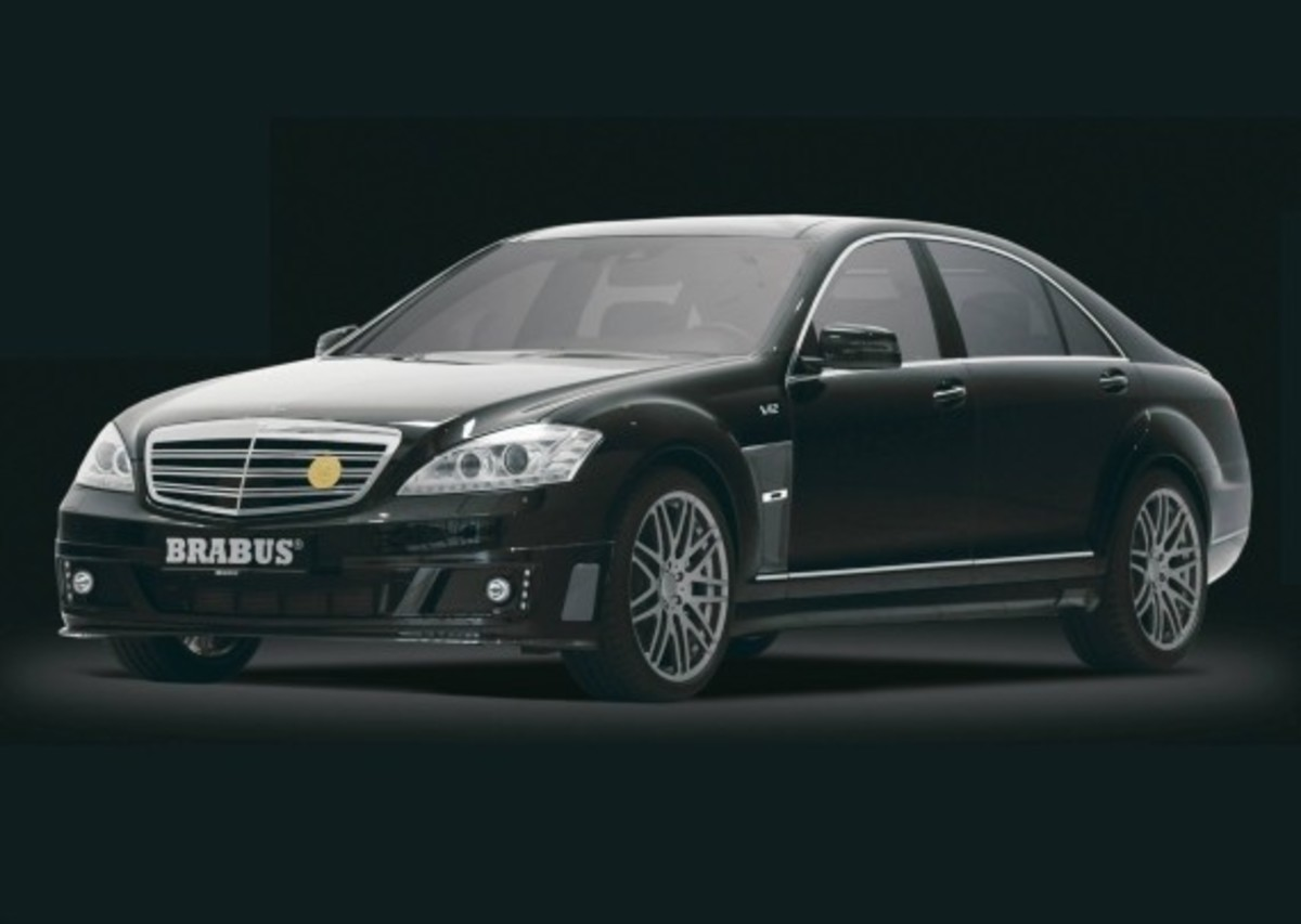 2014 Mercedes-Benz S600 – 60 S Dragon Edition | By BRABUS - 1