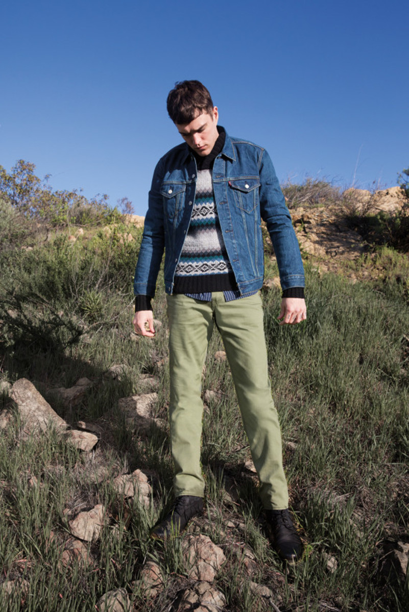Levi's: The Modern Frontier - Fall 2013 Looks Now at Macy's - 7