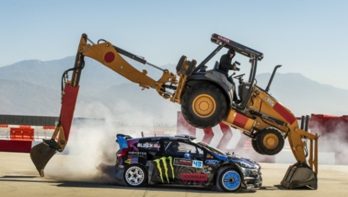Need For Speed x Ken Block - Gymkhana SIX: Ultimate Grid Course | Video - 2