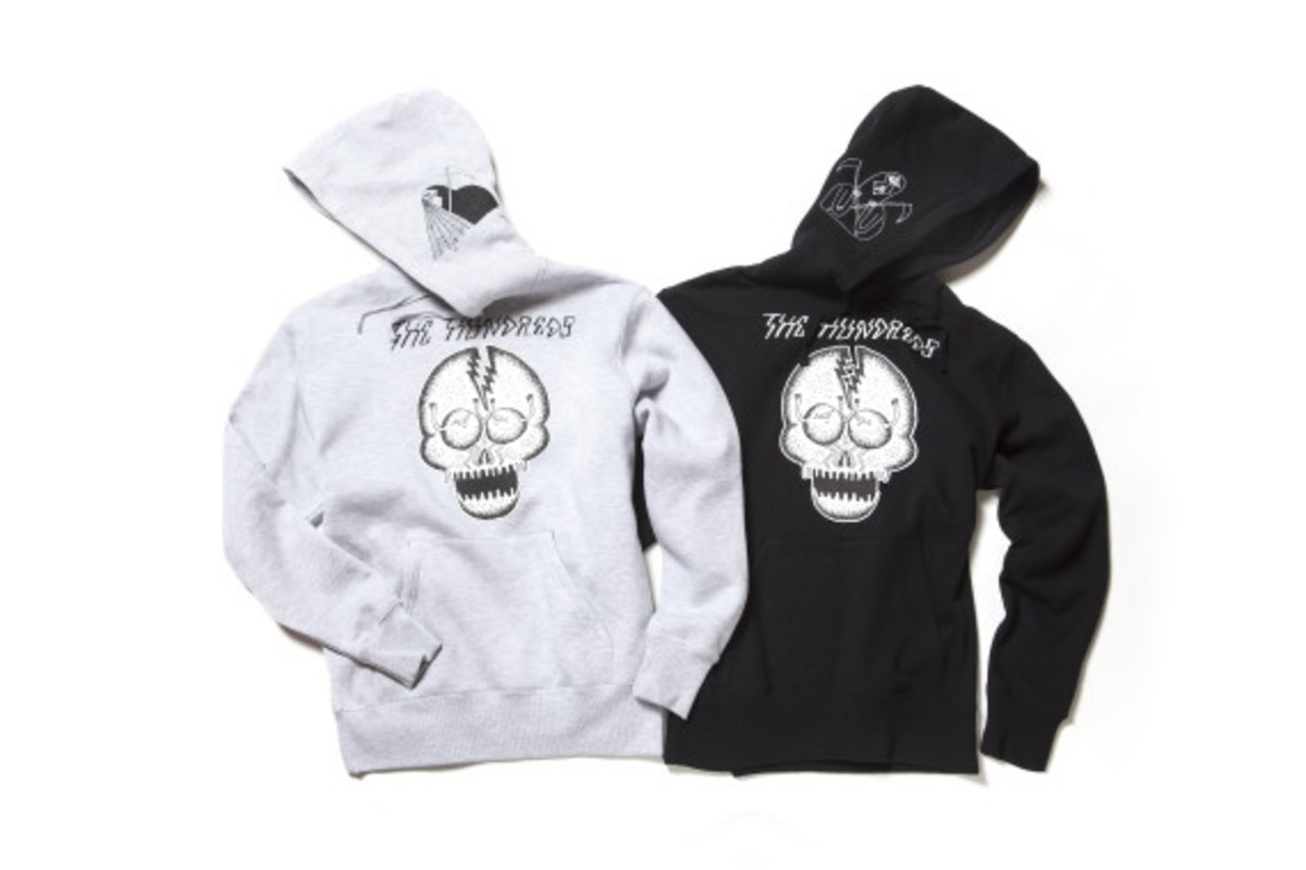 The Hundreds x Jay Howell - Collaboration Collection - 3