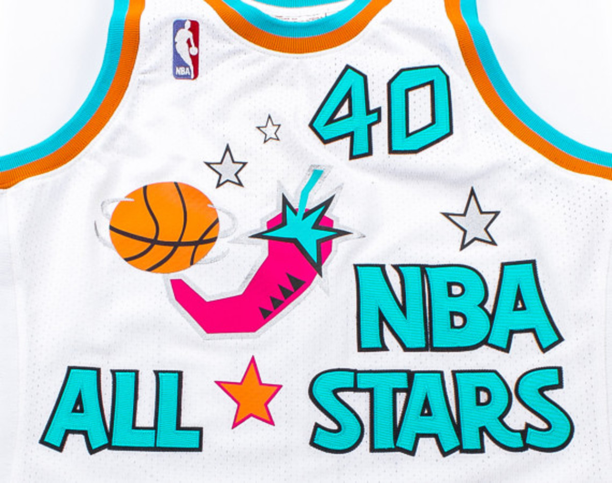 Packer Shoes x Mitchell & Ness - 1996 NBA All-Star Game Jersey - Shawn Kemp Edition - 6