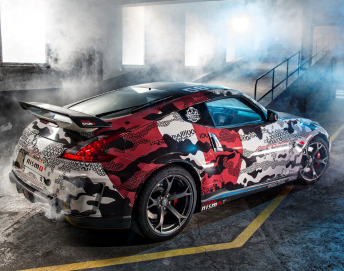 Nissan 370Z Nismo to join in 2013 Gumball 3000 Rally - 4