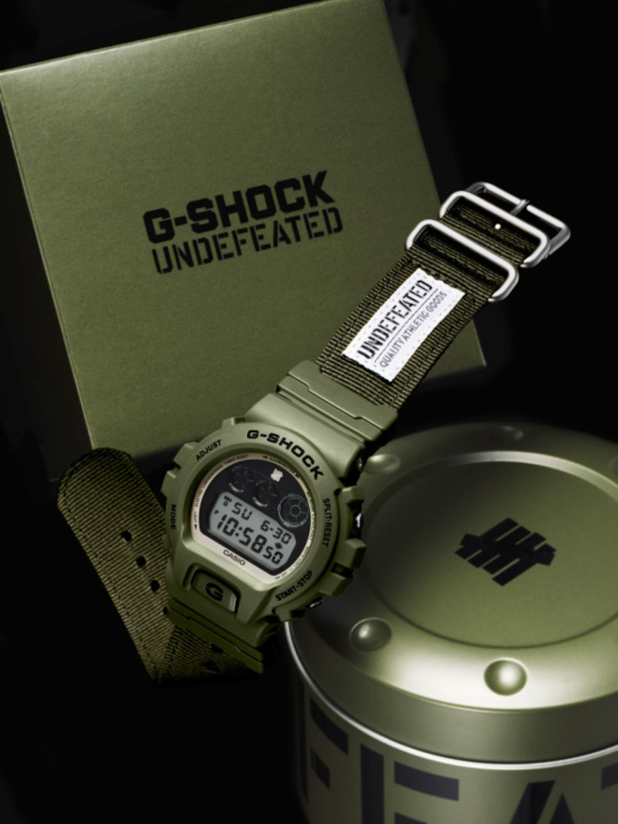 UNDFTD x Casio G-Shock 30th Anniversary DW-6901UD-3 Watch | Available Now - 1