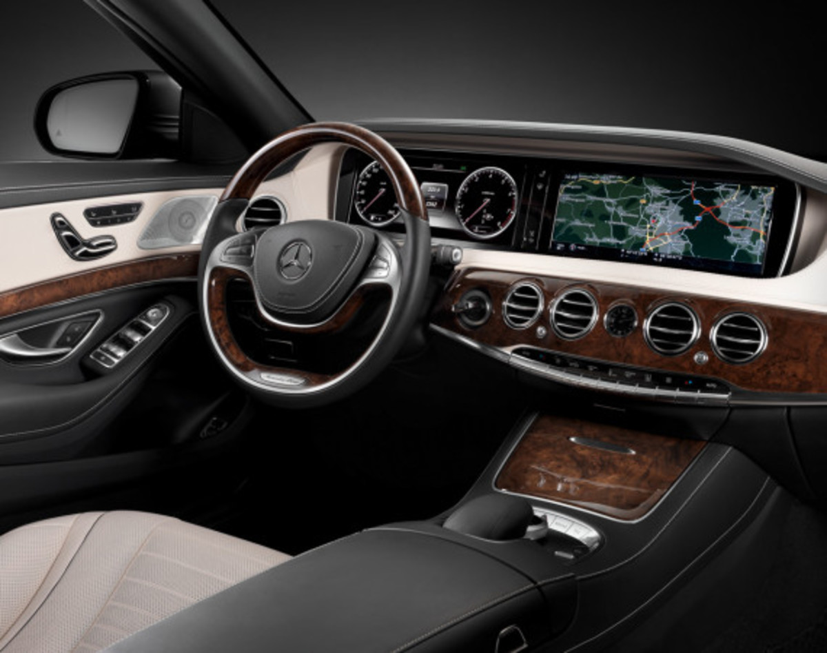2014 Mercedes-Benz S-Class - New Flagship Model To Redefine Luxury - 17