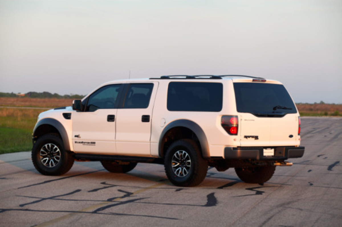 2013 Ford VelociRaptor SUV | Tuned by Hennessey Performance - 18