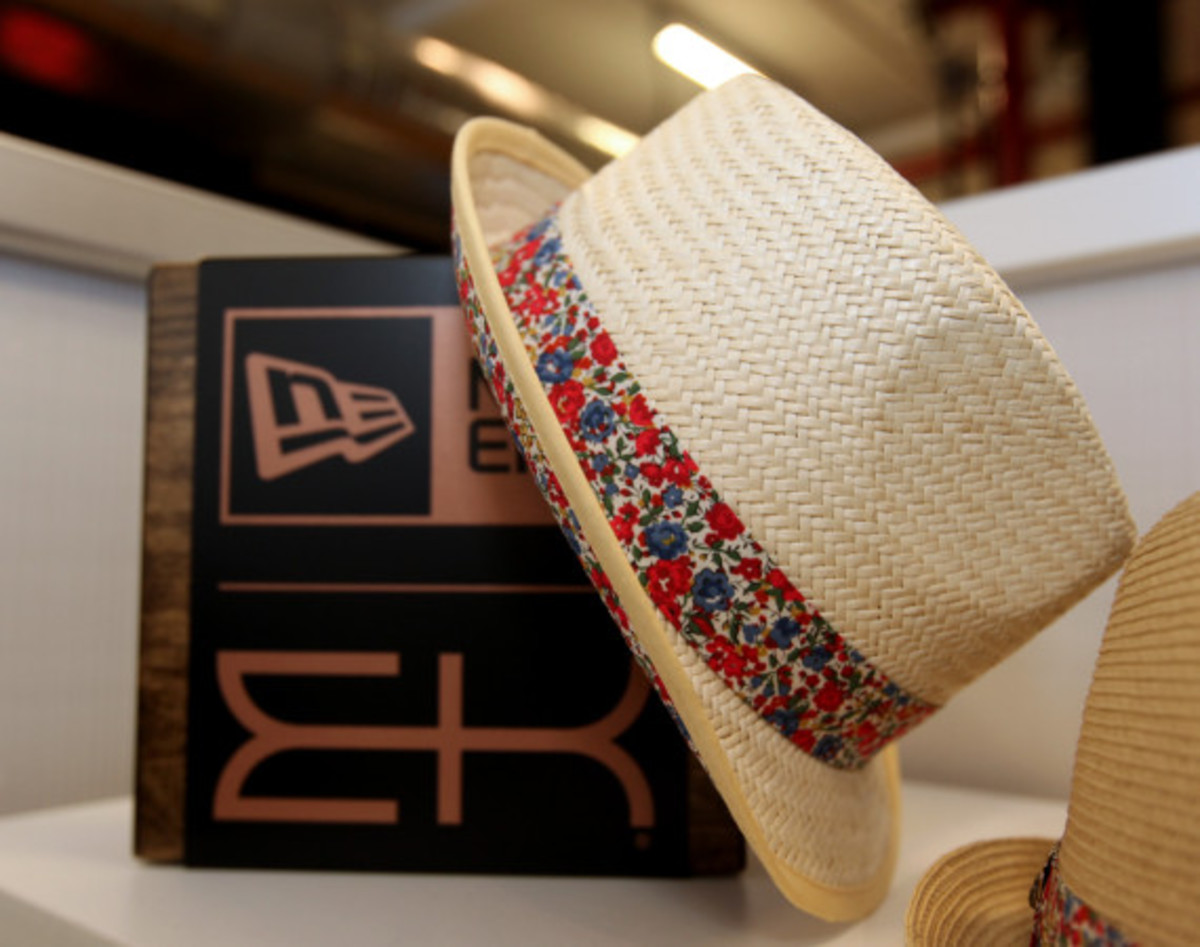 AGENDA Show NYC: Liberty x EK By New Era - Hat Collection - 15