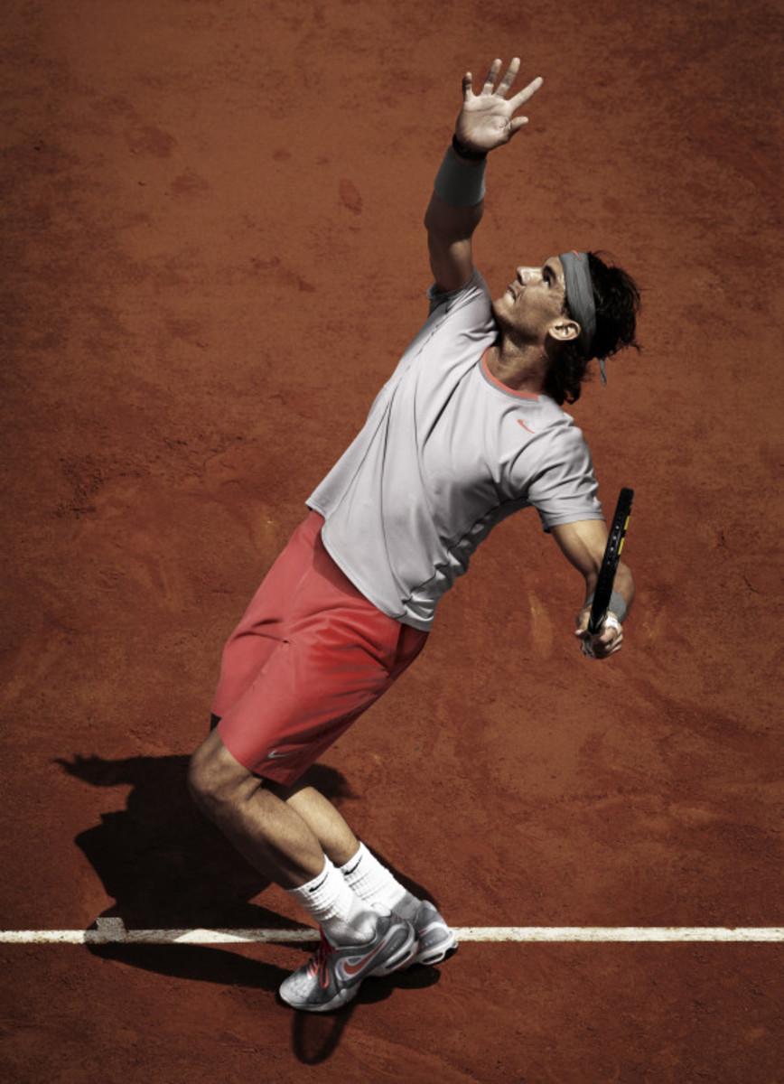 Rafael Nadal Nike 2013 French Open Collection - 3