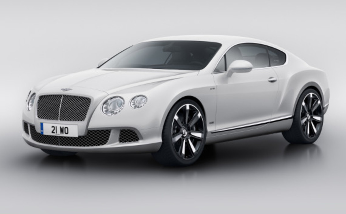 Bentley Announces Le Mans Limited Edition Models - 21