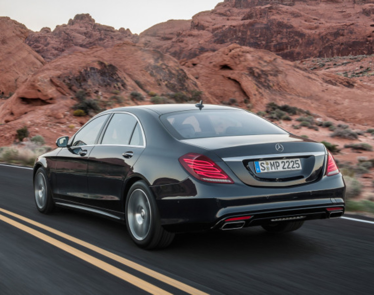 2014 Mercedes-Benz S-Class - New Flagship Model To Redefine Luxury - 25
