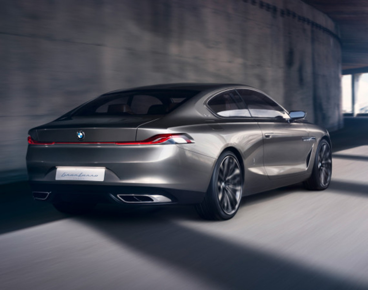 BMW Pininfarina Gran Lusso Coupé - Officially Unveiled - 23