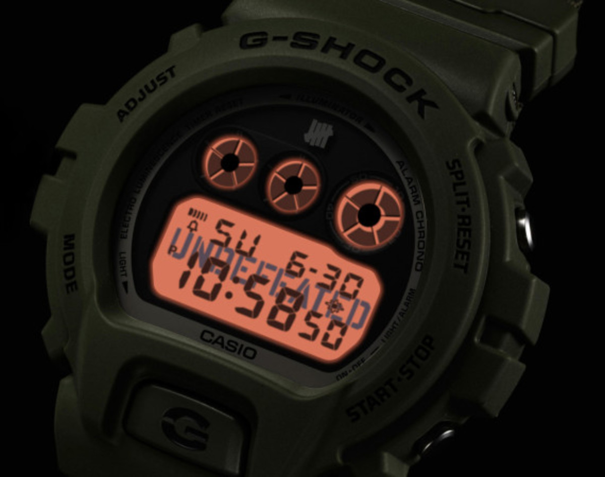 UNDFTD x Casio G-Shock 30th Anniversary DW-6901UD-3 Watch | Available Now - 2