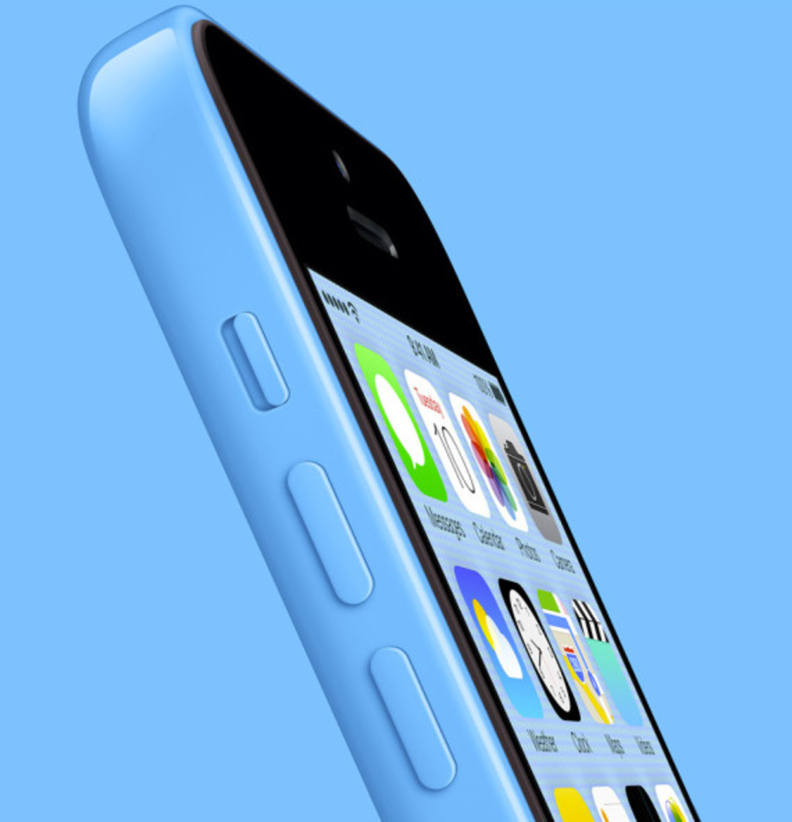 Apple iPhone 5C - Officially Unveiled - 5