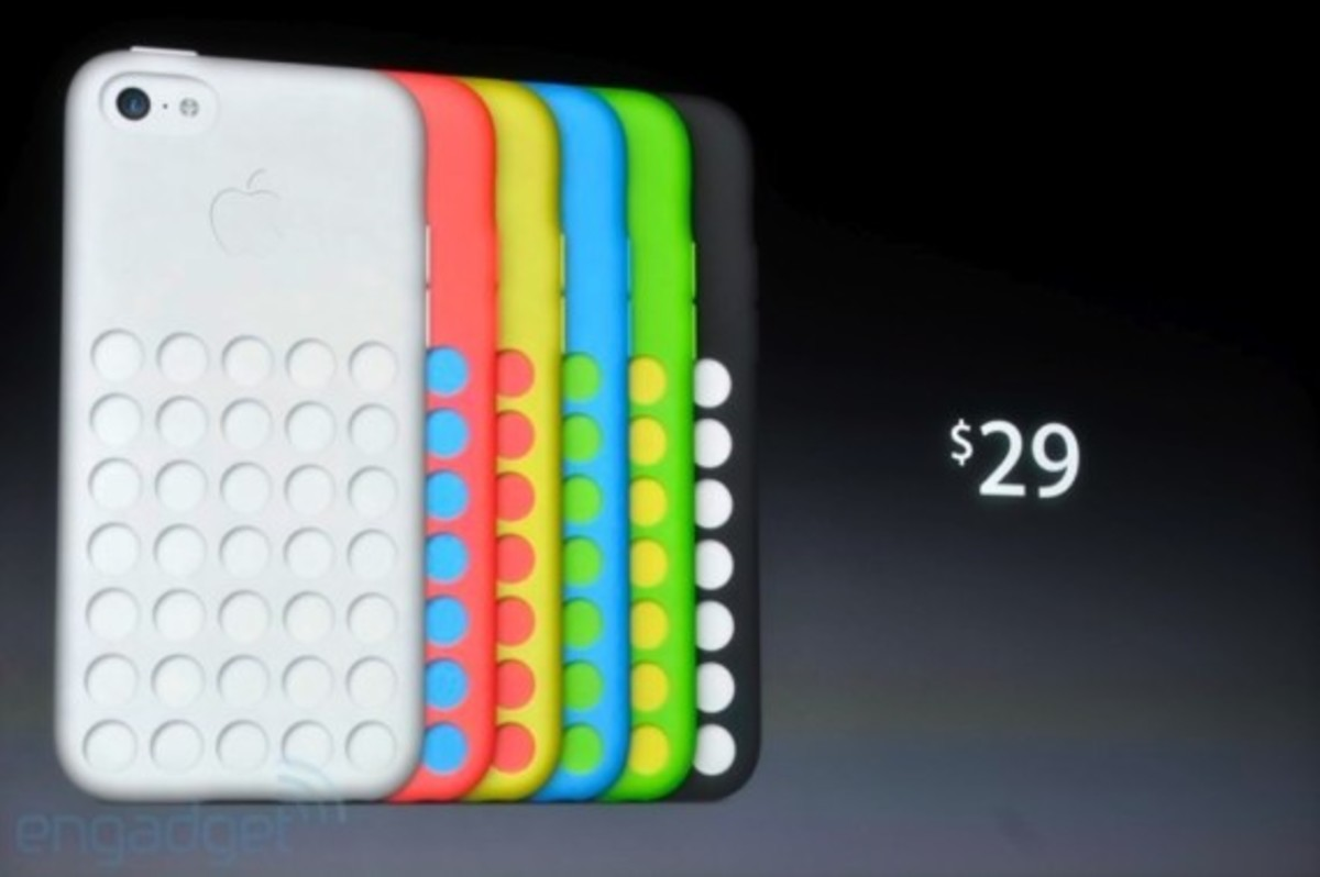 Apple iPhone 5C - Officially Unveiled - 27