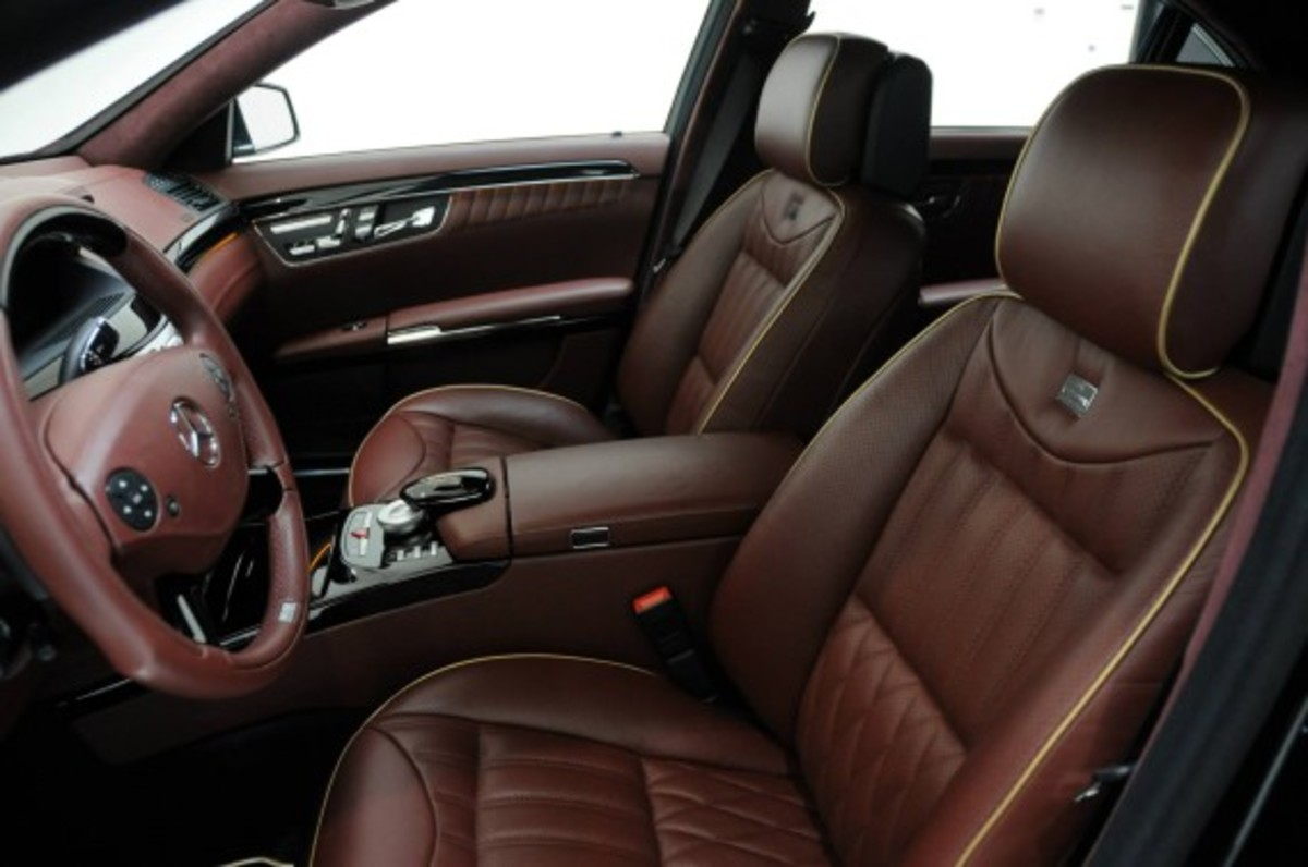 2014 Mercedes-Benz S600 – 60 S Dragon Edition | By BRABUS - 18