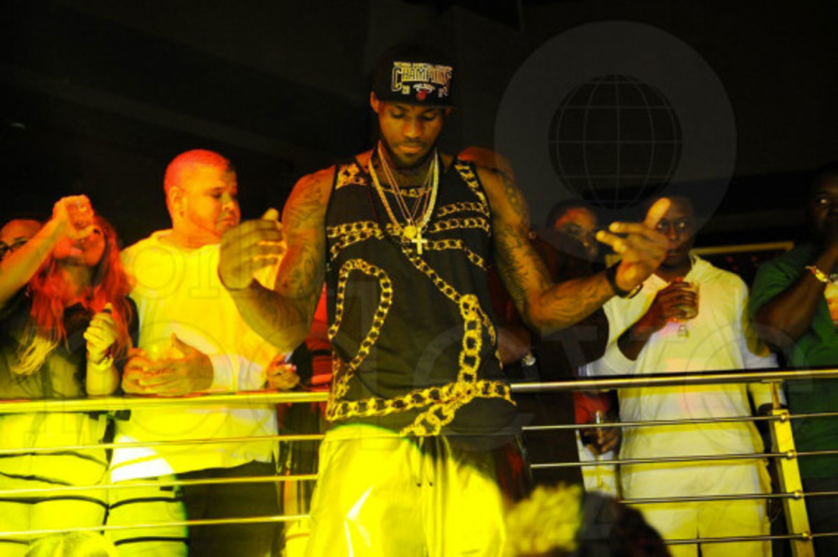 Miami Heat - 2013 NBA Championship After Party at STORY | Event Recap - 22