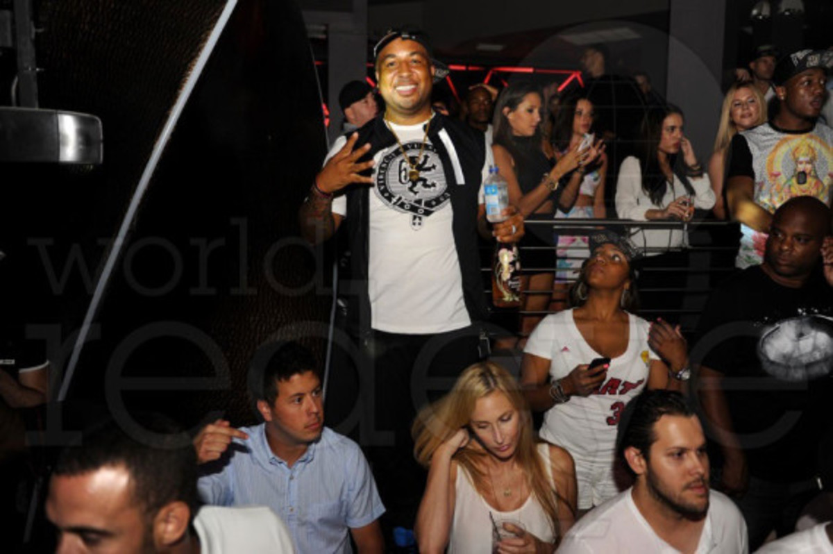 Miami Heat - 2013 NBA Championship After Party at STORY | Event Recap - 35