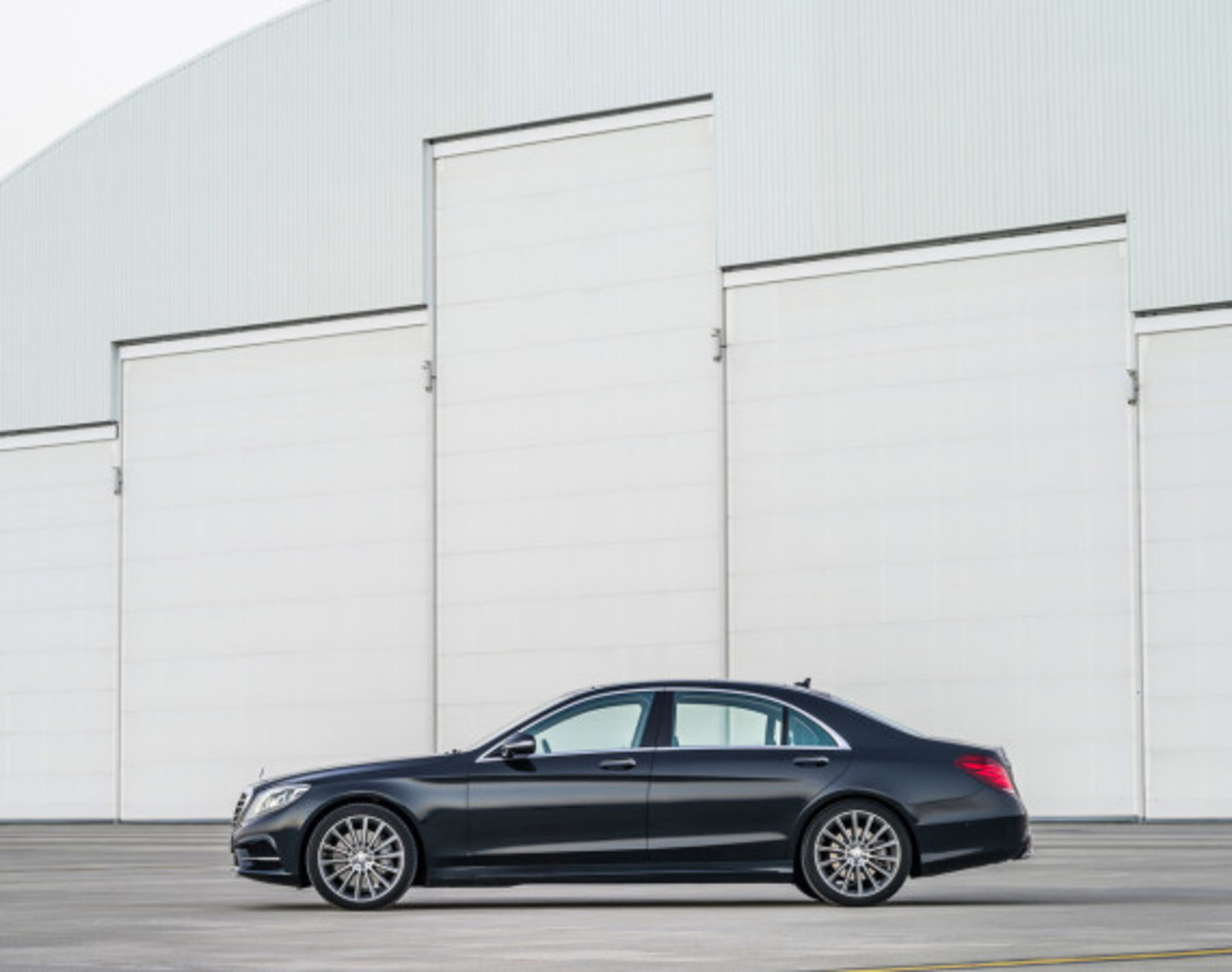 2014 Mercedes-Benz S-Class - New Flagship Model To Redefine Luxury - 43