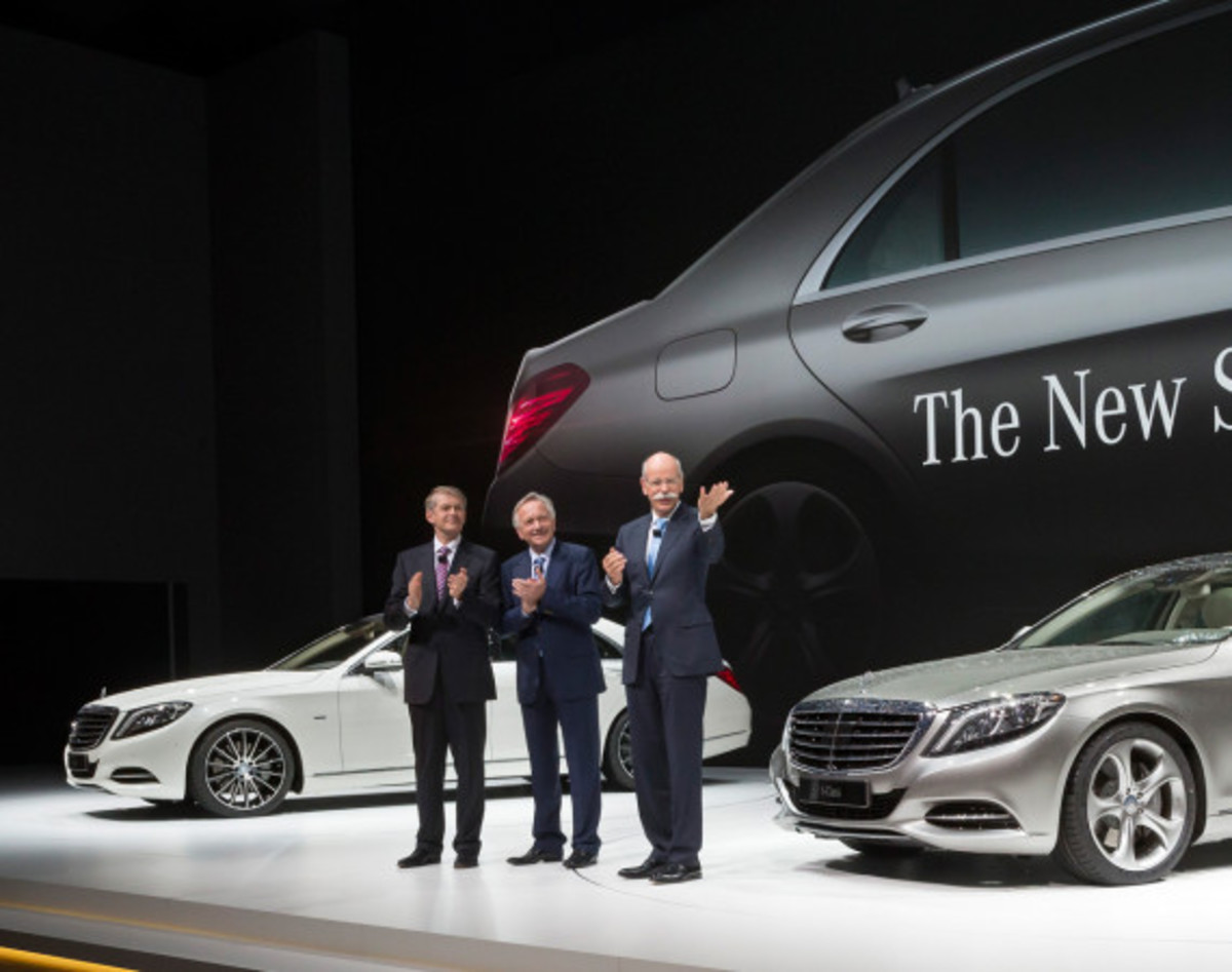 2014 Mercedes-Benz S-Class - New Flagship Model To Redefine Luxury - 40