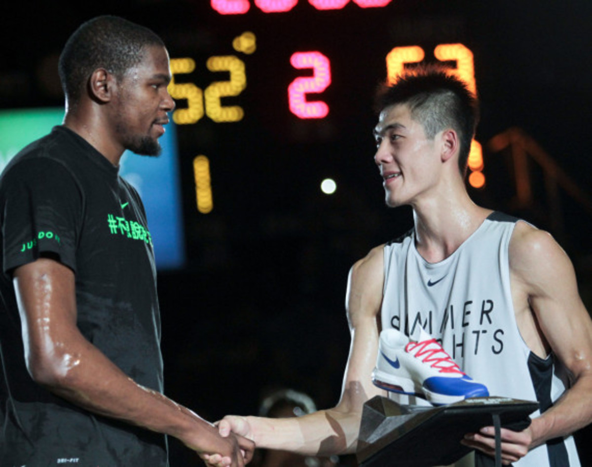 Nike Basketball Summer Nights 2013 with Kevin Durant | Event Recap - 15