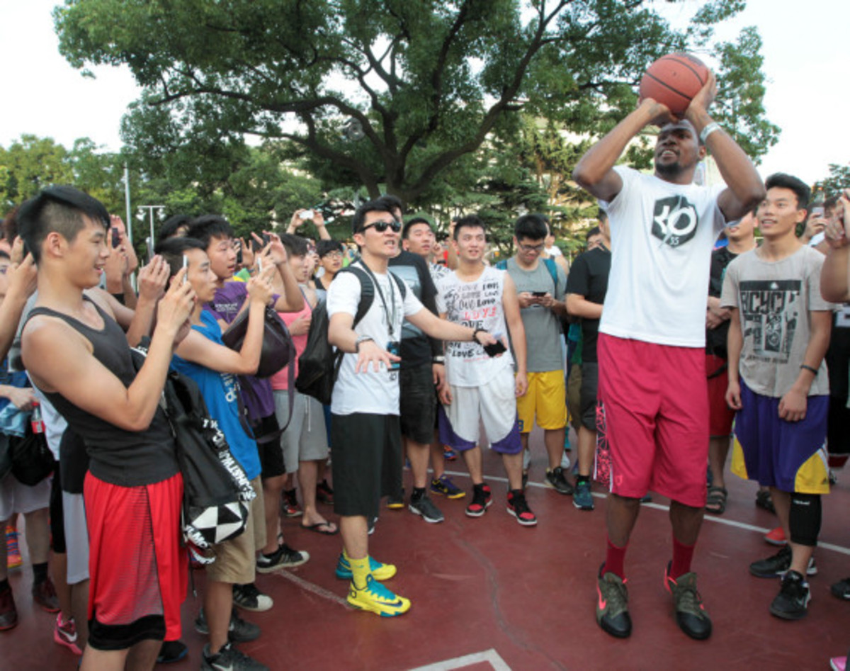 Nike Basketball Summer Nights 2013 with Kevin Durant | Event Recap - 4