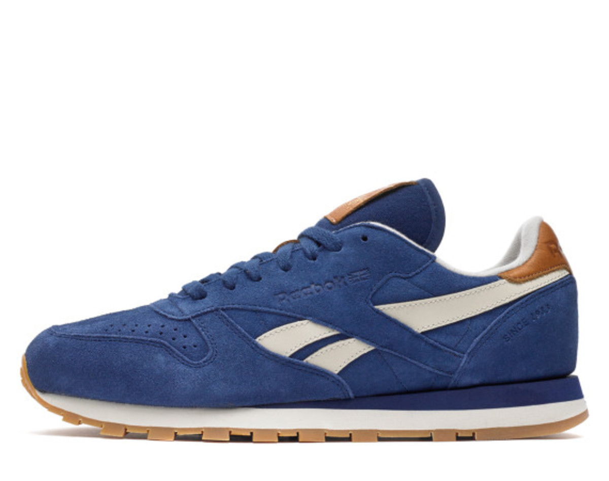 Reebok Classic Leather Suede - Summer 2013 Pack - 8