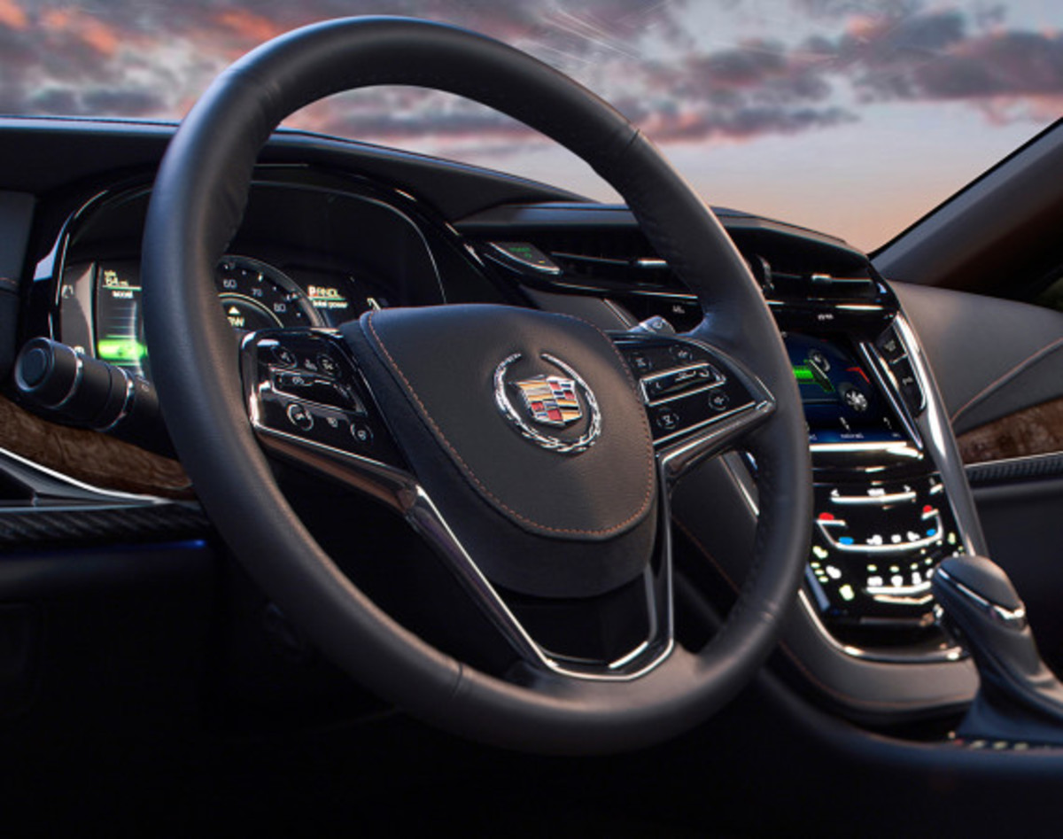 "2014 Cadillac ELR - Saks Fifth Avenue ""White Diamond"" Special Edition - 18"