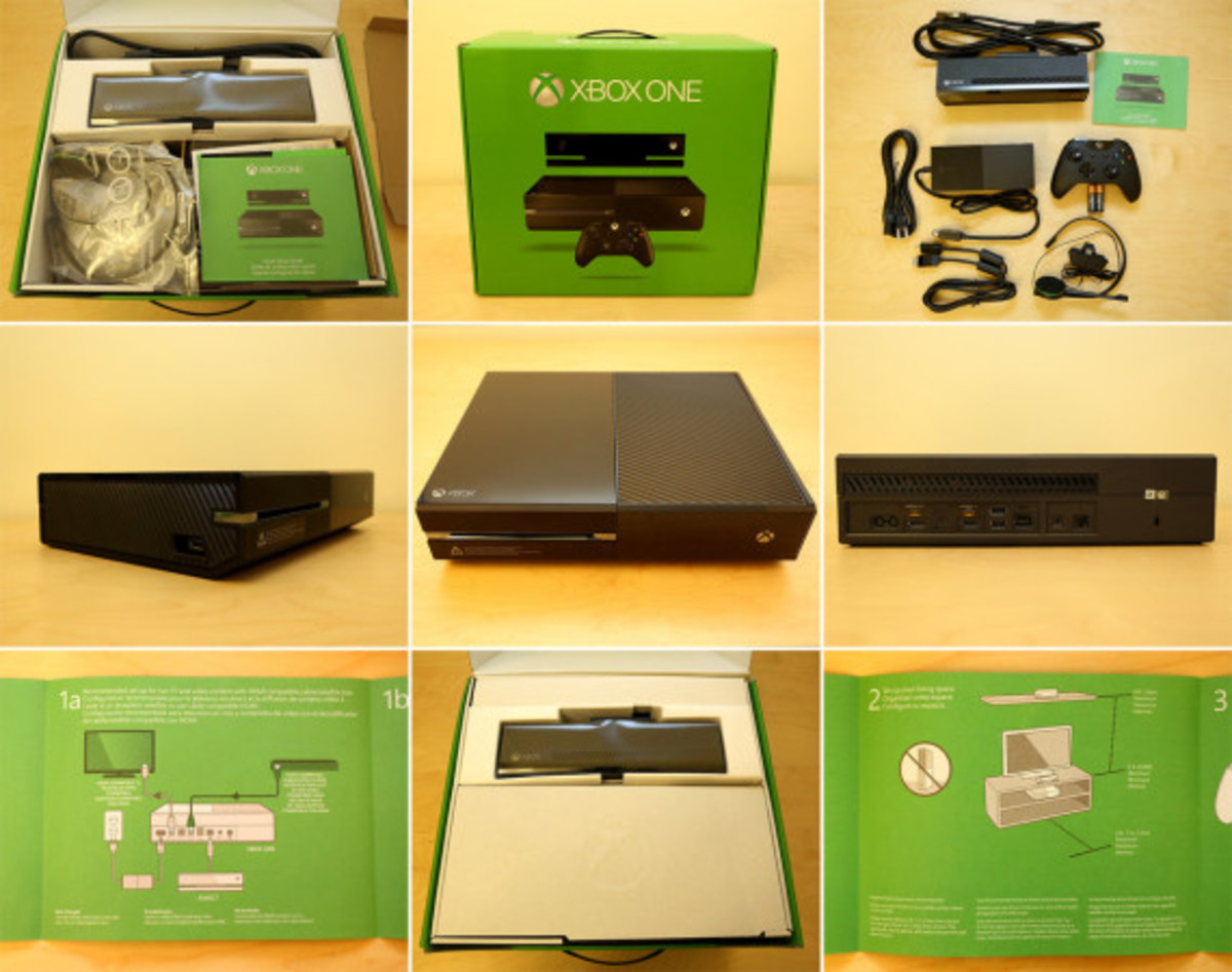 XBOX ONE - Unboxing - 0