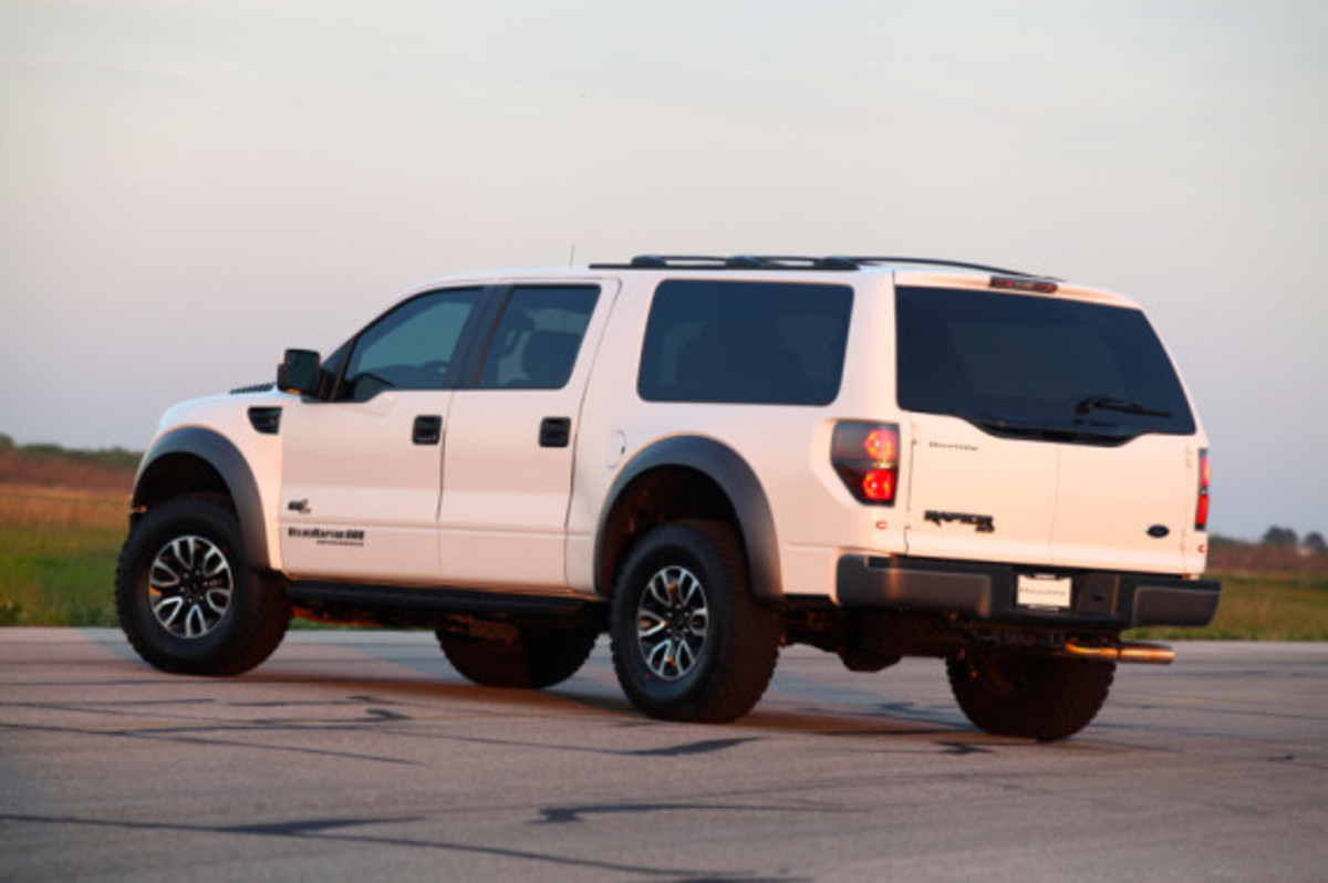 2013 Ford VelociRaptor SUV | Tuned by Hennessey Performance - 17