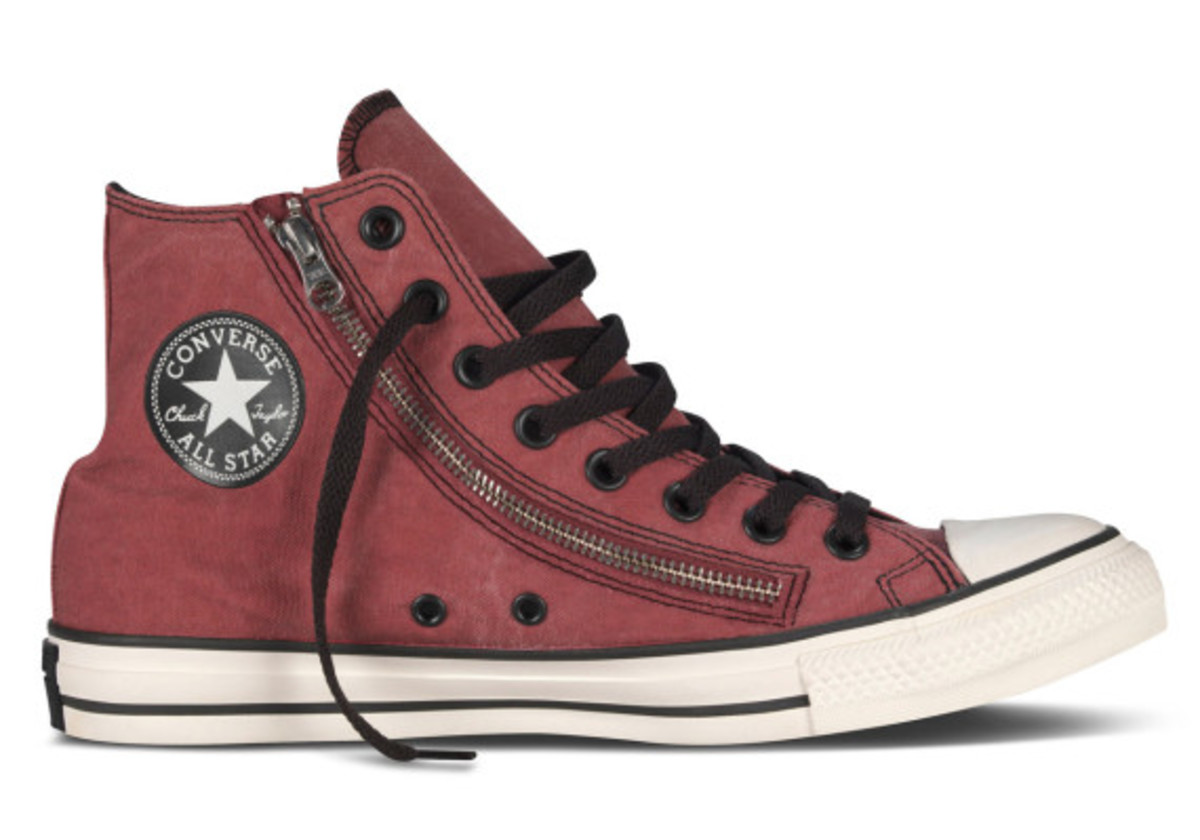 CONVERSE Chuck Taylor All Star Double Zip - Fall 2013 Collection - 5