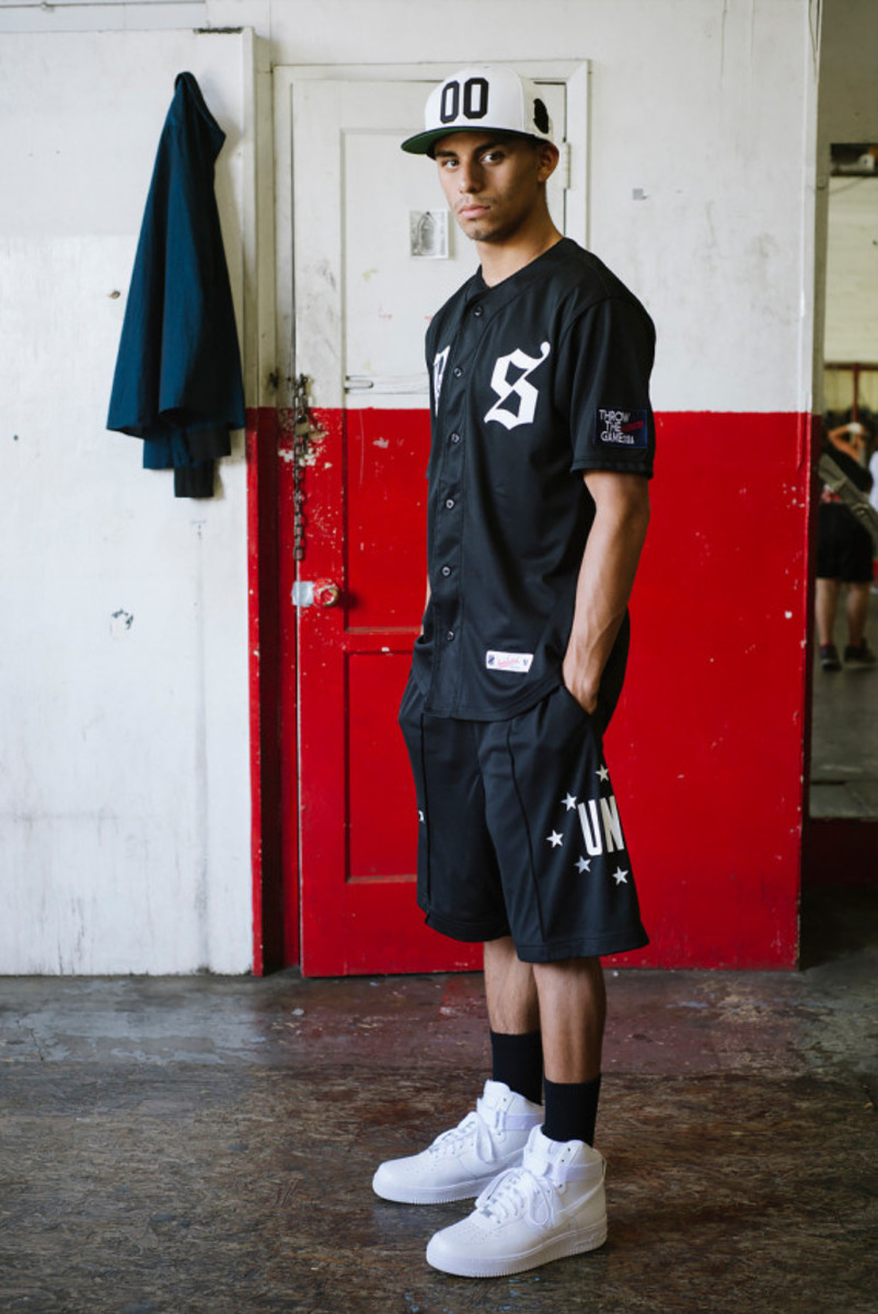 """UNDEFEATED - Summer 2014 """"Throw The Game"""" Collection Lookbook - 2"""
