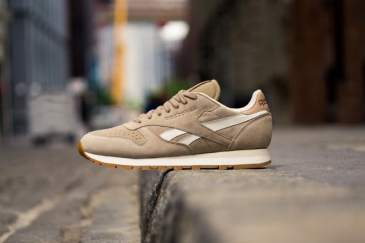"Reebok Classic Leather - ""Summer Suede"" Pack - 5"