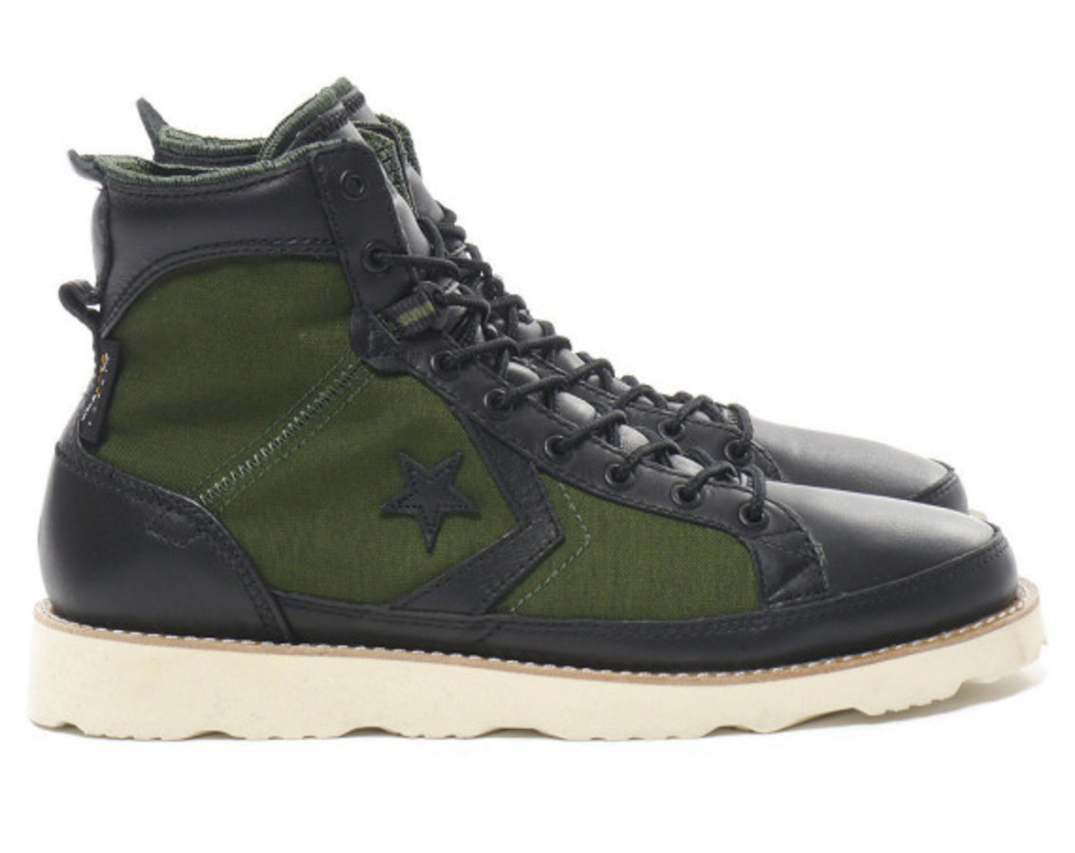 UNDEFEATED x CONVERSE Pro Field Hi   Available Now - 1