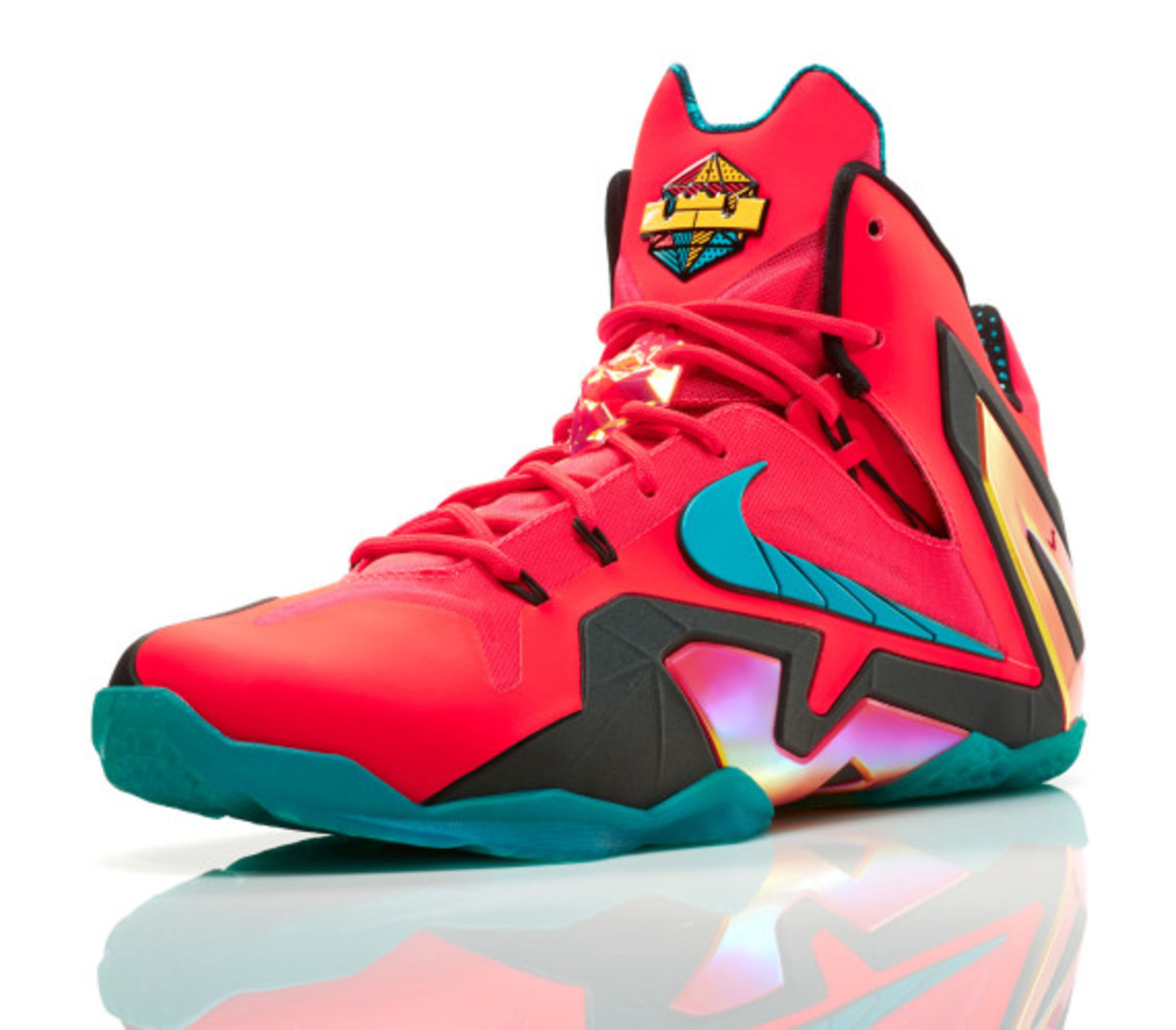 watch 9a851 cc765 Nike LeBron 11 Elite Hero   Officially Unveiled