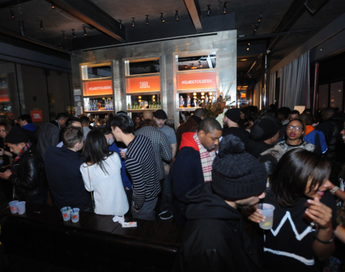 JBL Synchros S700 Headphones NYC Launch Party with DJ D-Nice | Event Recap - 37