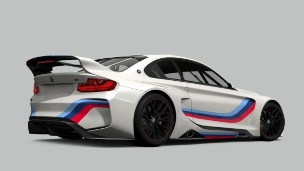 BMW Vision Gran Turismo | For Sony PlayStation 4 and Gran Turismo 6 - 19