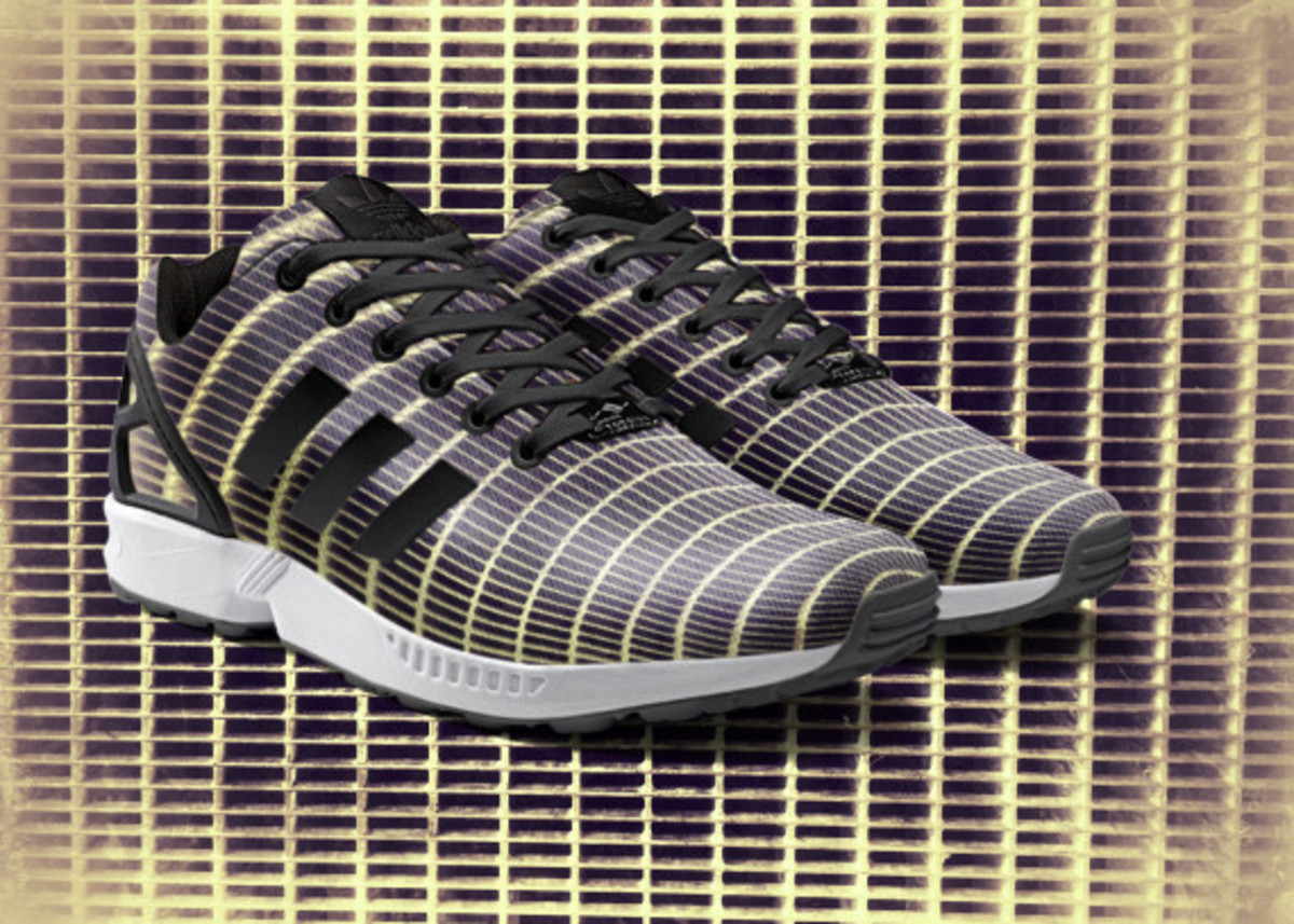 adidas ZX Flux To Become mi Adidas Design Option with Photorealistic Print - 4