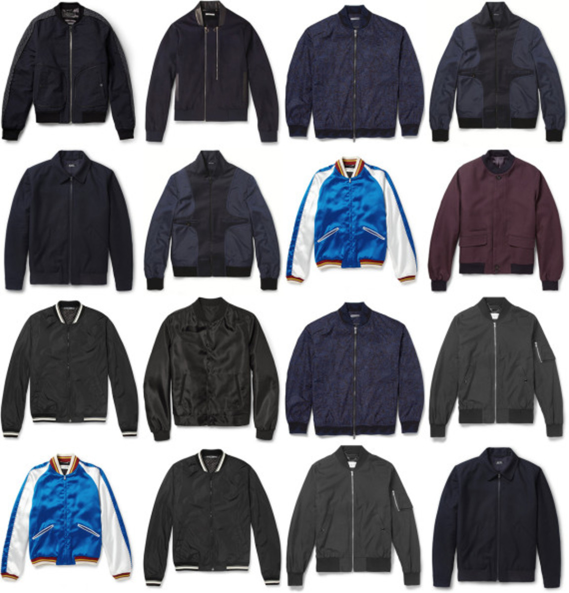Spring 2014 Trends - Top 10 Bomber Jackets Available Now - 0